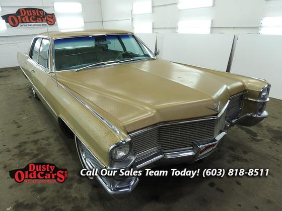 1965 Cadillac DeVille :24 car images available