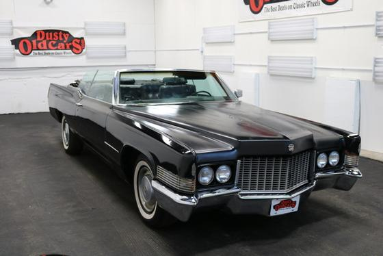 1970 Cadillac DeVille :24 car images available