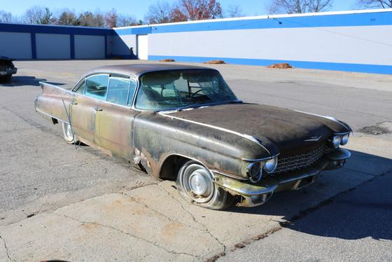 1960 Cadillac DeVille :24 car images available