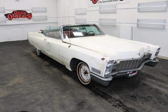 1968 Cadillac DeVille :24 car images available