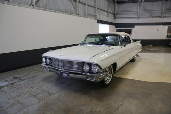 1962 Cadillac DeVille :9 car images available