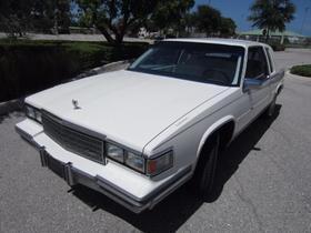 1986 Cadillac DeVille