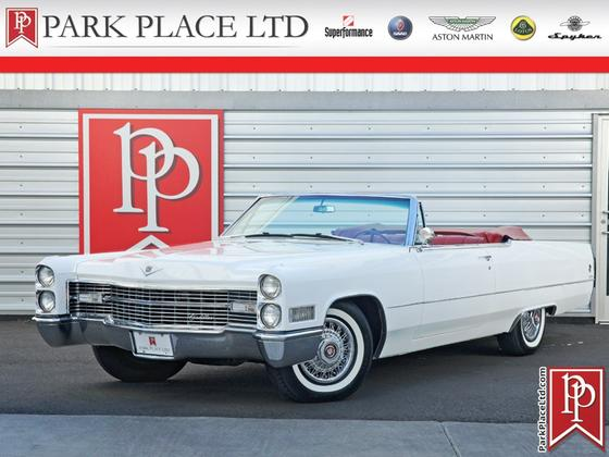 1966 Cadillac DeVille :24 car images available