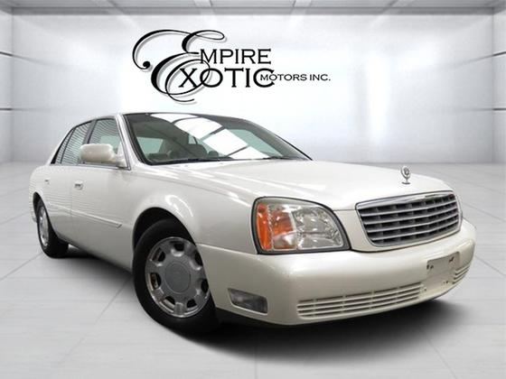 2000 Cadillac DeVille :24 car images available