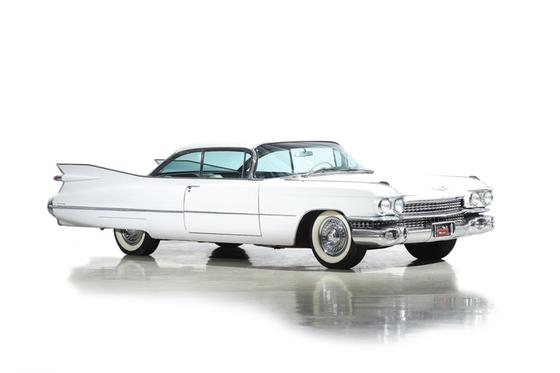 1959 Cadillac DeVille :24 car images available
