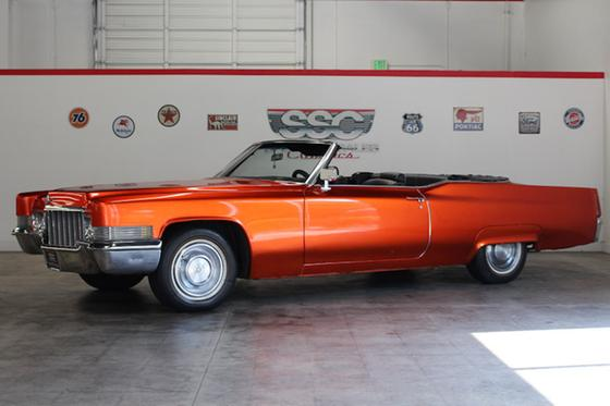 1970 Cadillac DeVille :9 car images available