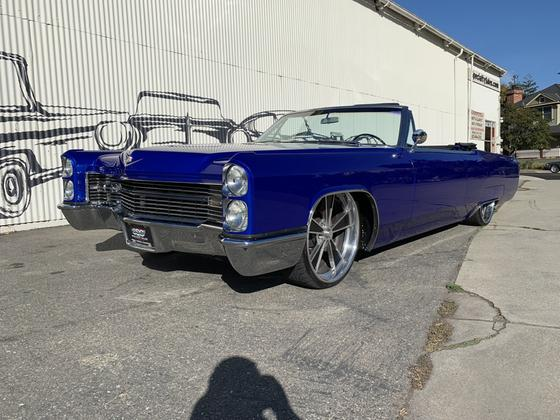 1966 Cadillac DeVille :9 car images available