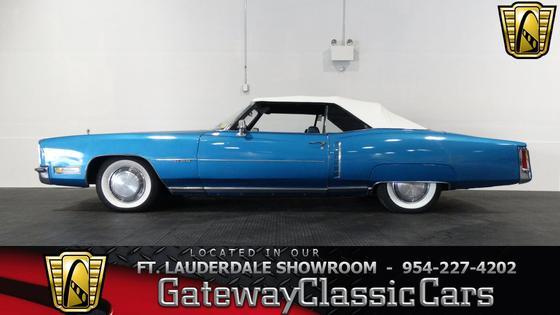 1972 Cadillac Eldorado :24 car images available