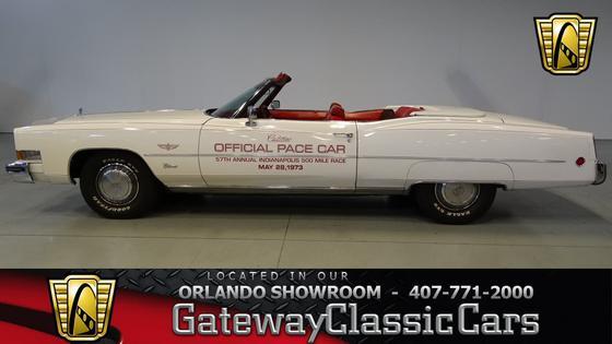 1973 Cadillac Eldorado :24 car images available