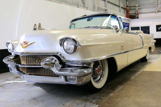 1956 Cadillac Eldorado :9 car images available