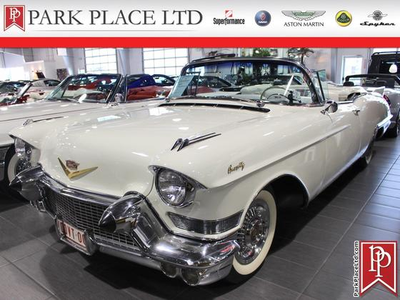 1957 Cadillac Eldorado :24 car images available