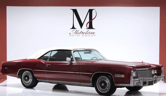 1975 Cadillac Eldorado :18 car images available