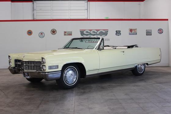 1966 Cadillac Eldorado :9 car images available