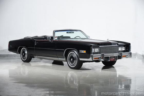 1976 Cadillac Eldorado :24 car images available