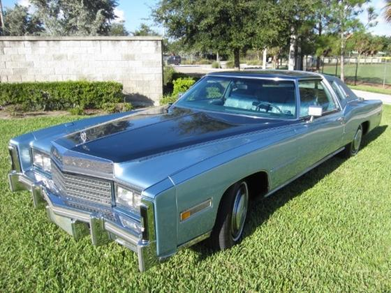 1977 Cadillac Eldorado :18 car images available
