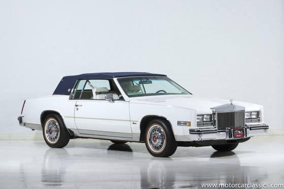 1985 Cadillac Eldorado :24 car images available