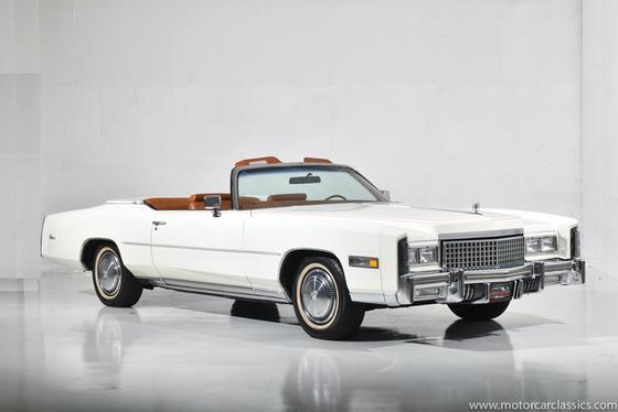 1975 Cadillac Eldorado :24 car images available