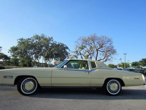 1978 Cadillac Eldorado Biarritz:20 car images available