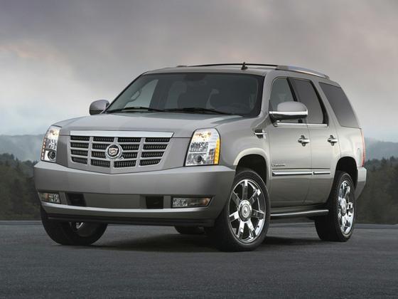 2007 Cadillac Escalade  : Car has generic photo