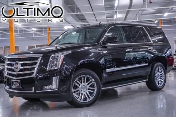 2015 Cadillac Escalade :24 car images available