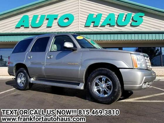 2003 Cadillac Escalade :24 car images available