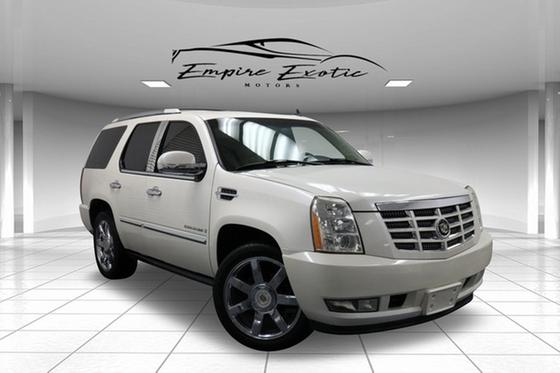 2007 Cadillac Escalade :24 car images available