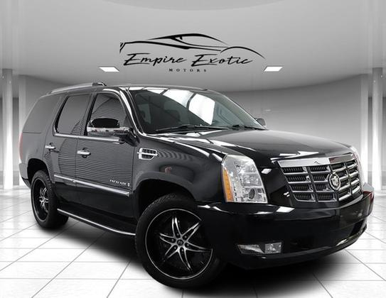 2009 Cadillac Escalade :24 car images available