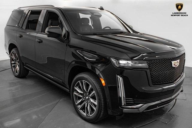 2021 Cadillac Escalade :24 car images available