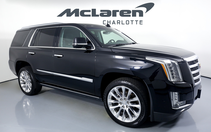 2018 Cadillac Escalade :24 car images available