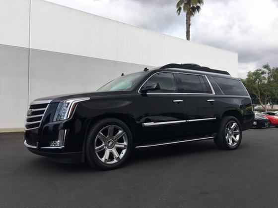 2015 Cadillac Escalade ESV:19 car images available