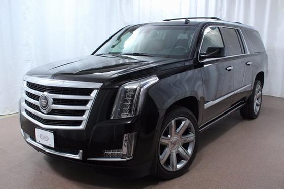 2015 Cadillac Escalade ESV:24 car images available