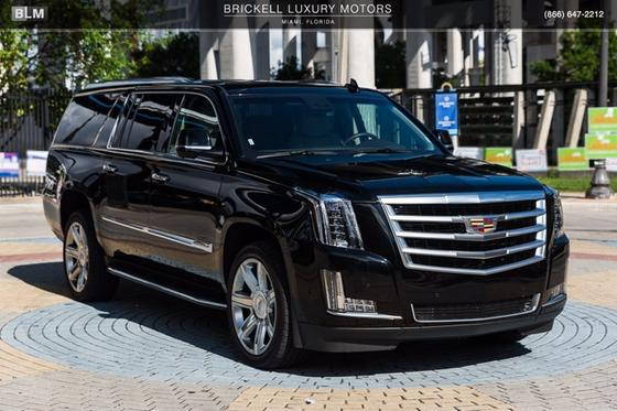2017 Cadillac Escalade ESV:24 car images available