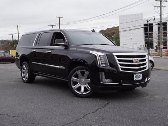 2016 Cadillac Escalade ESV:23 car images available