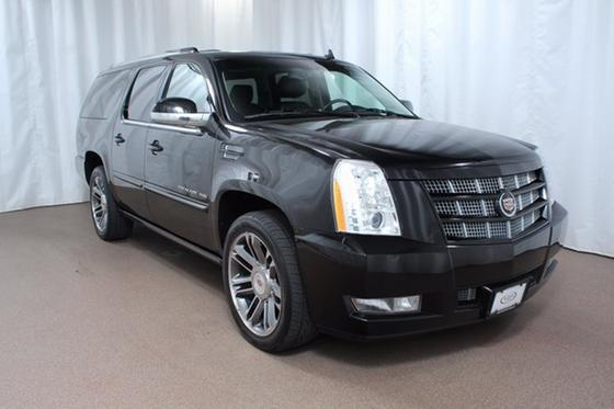 2012 Cadillac Escalade ESV:24 car images available