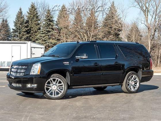 2014 Cadillac Escalade ESV:24 car images available