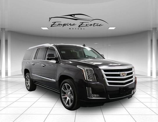 2016 Cadillac Escalade ESV:24 car images available