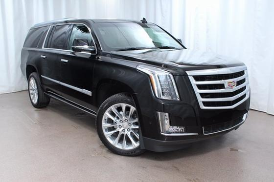 2018 Cadillac Escalade ESV:24 car images available