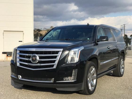 2015 Cadillac Escalade ESV:13 car images available
