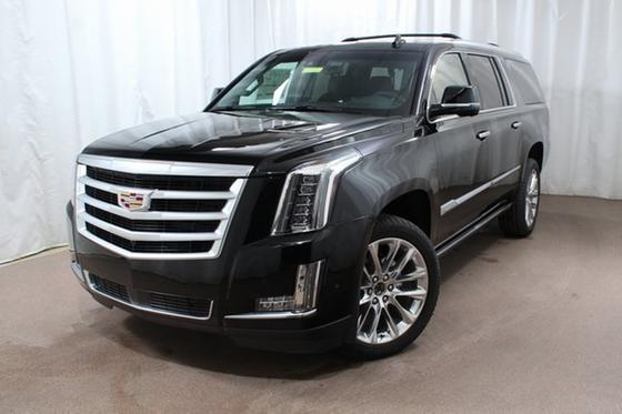 2019 Cadillac Escalade ESV:24 car images available