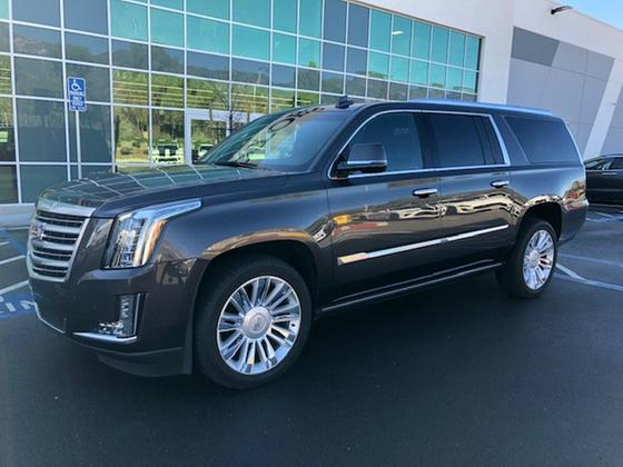 2015 Cadillac Escalade ESV:7 car images available