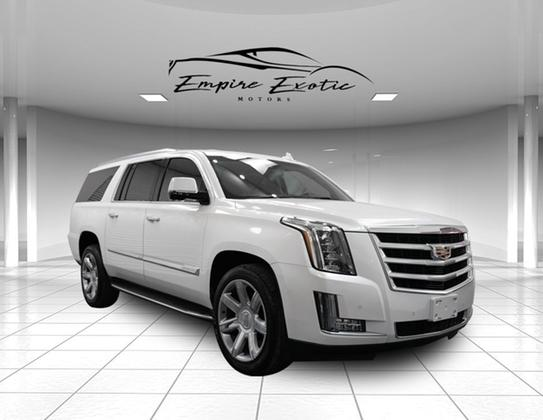 2016 Cadillac Escalade ESV:24 car images available
