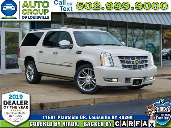 2014 Cadillac Escalade ESV:24 car images available