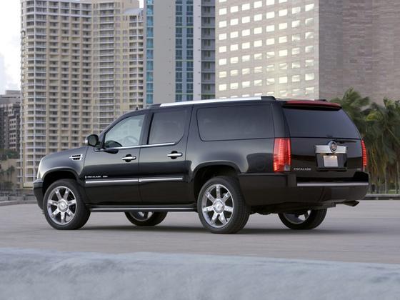 2012 Cadillac Escalade ESV : Car has generic photo