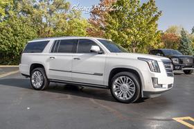 2018 Cadillac Escalade ESV