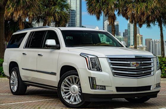 2017 Cadillac Escalade ESV:24 car images available