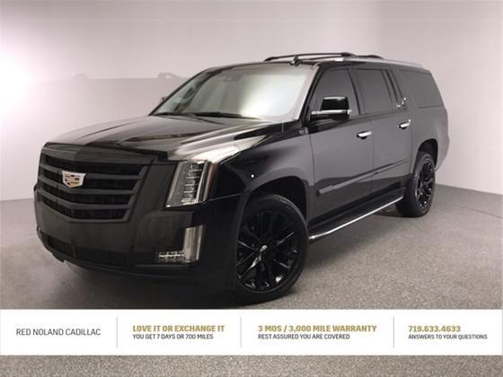 2020 Cadillac Escalade ESV:24 car images available