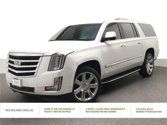 2019 Cadillac Escalade ESV:24 car images available