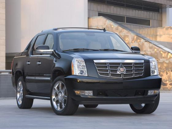 2012 Cadillac Escalade EXT : Car has generic photo