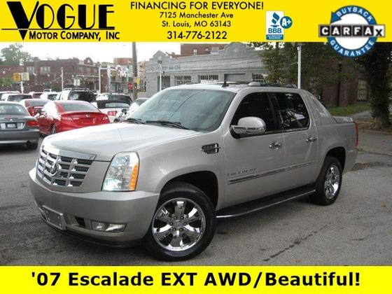 2007 Cadillac Escalade EXT:24 car images available
