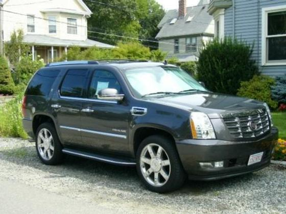 2010 Cadillac Escalade Hybrid:5 car images available